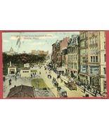 BOSTON MA Tremont Street Scene Weber Pianos BJs - $6.50