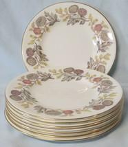 Wedgwood Lichfield W4156 Bread Plate set of 8 - $28.60