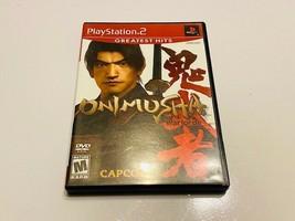 Sony PlayStation 2 / PS2 - Onimusha - $10.00
