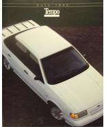 1992 Ford Tempo Brochure - $9.00