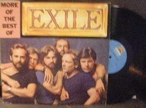 Exile - More of the Best of Exile - Curb Records MCA-1456