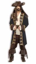 Forum Novelties Hochsee Piraten Designer Erwachsene Herren Halloween Kostüm - £57.60 GBP