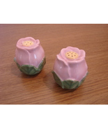 Johnson Brothers Franciscan Desert Rose Salt & Pepper  New i - $28.00