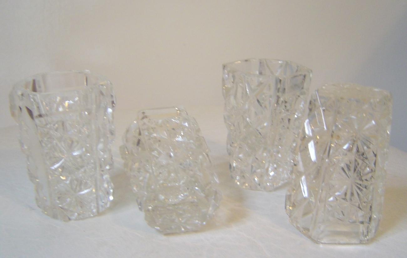 Decanter glasses