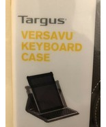 New Targus Versavu Rotating Keyboard For Apple iPad 2nd 3rd and 4th Gen ... - $49.50