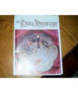 The China Decorator Magazine December 1976 Vol 21 No 12 - $3.00