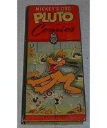 Old Disney Mickey's Dog Pluto All Picture Tall Comic Book - $45.00