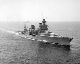 USS INDIANAPOLIS 8X10 PHOTO CA-35 NAVY US USA MILITARY HEAVY CRUISER SHIP - $3.95