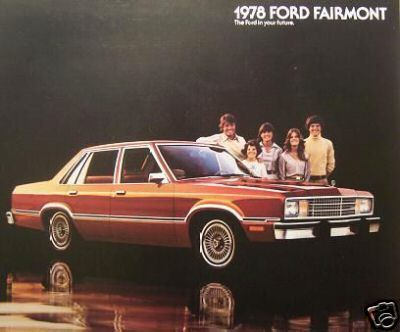 Primary image for 1978 Ford Fairmont Brochure