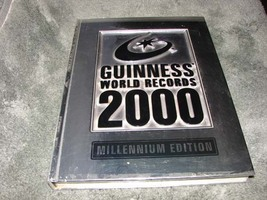 Guinness Book-Millennium Edition - $15.00