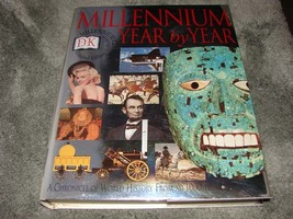 Millenniun Yesr by Year Hardcover - $75.00