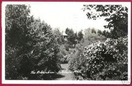 HILLSDALE MICHIGAN Arboradiam RPPC MI 1953 - $7.50