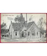 CHICAGO OHIO M E Church OH Postcard Willard - $10.00
