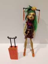 "Monster High Scaris City Of Frights 2011 Original Jinafire 11"" Doll - $19.99"