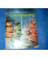 1974 Wilton Yearbook of Cake Decorating  - $7.50