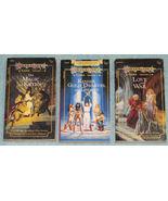 Dragonlance 3 PB Books Tales Trilogy Weis Hickman - $14.50