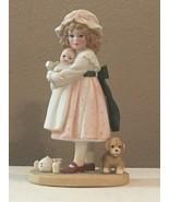 "Jan Hagara ""Adrianne"" Limited Edition 1982 Figurine - $30.00"