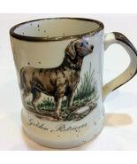 Golden Retriever Coffee Cup Mug - $9.00