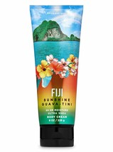 Bath And Body Works Ultra Shea FIJI SUNSHINE GUAVA TINI Body Cream Disco... - $12.50