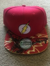 The Flash Movie Justice League DC Comics Sublimated New Snapback Hat Cap - $16.82