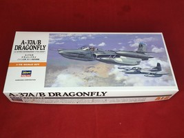 Hasegawa 1/72 the United States Air Force A-37A / B Dragon Fly Model A12 - $32.83