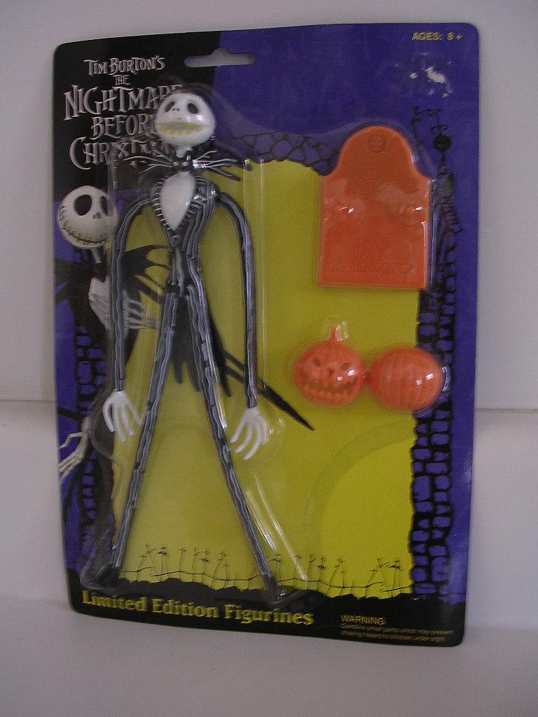 """Nightmare Before Christmas 9"""" Jack Skellington figurine"""