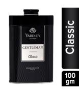 Yardley London Talcum Powder Gentleman Classic 100 grams pack (3.5oz) Ti... - $7.99