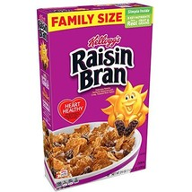 Kellogg's Raisin Bran, Breakfast Cereal, Original, Excellent Source of F... - $54.78
