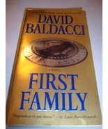 "Paperback Novel ""First Family"" by David Baldacci - $8.59"