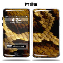 Vinyl Skin Decal for Apple iPod Touch - Python - $4.88