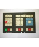 Fanuc Membrane Key Sheet A98L-0001-0524#A - $63.50