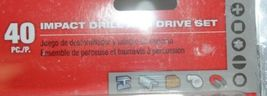 Milwaukee 48324006 Shockwave Impact Drill Drive Set 40 Pieces image 3