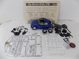 REVELL 1/25 Model H-1322 BARRIS ROLLS VW Built Car & Parts lot Junkyard ... - $14.84