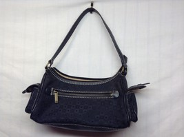 NEW Villager/Liz Claiborne Black Handbag
