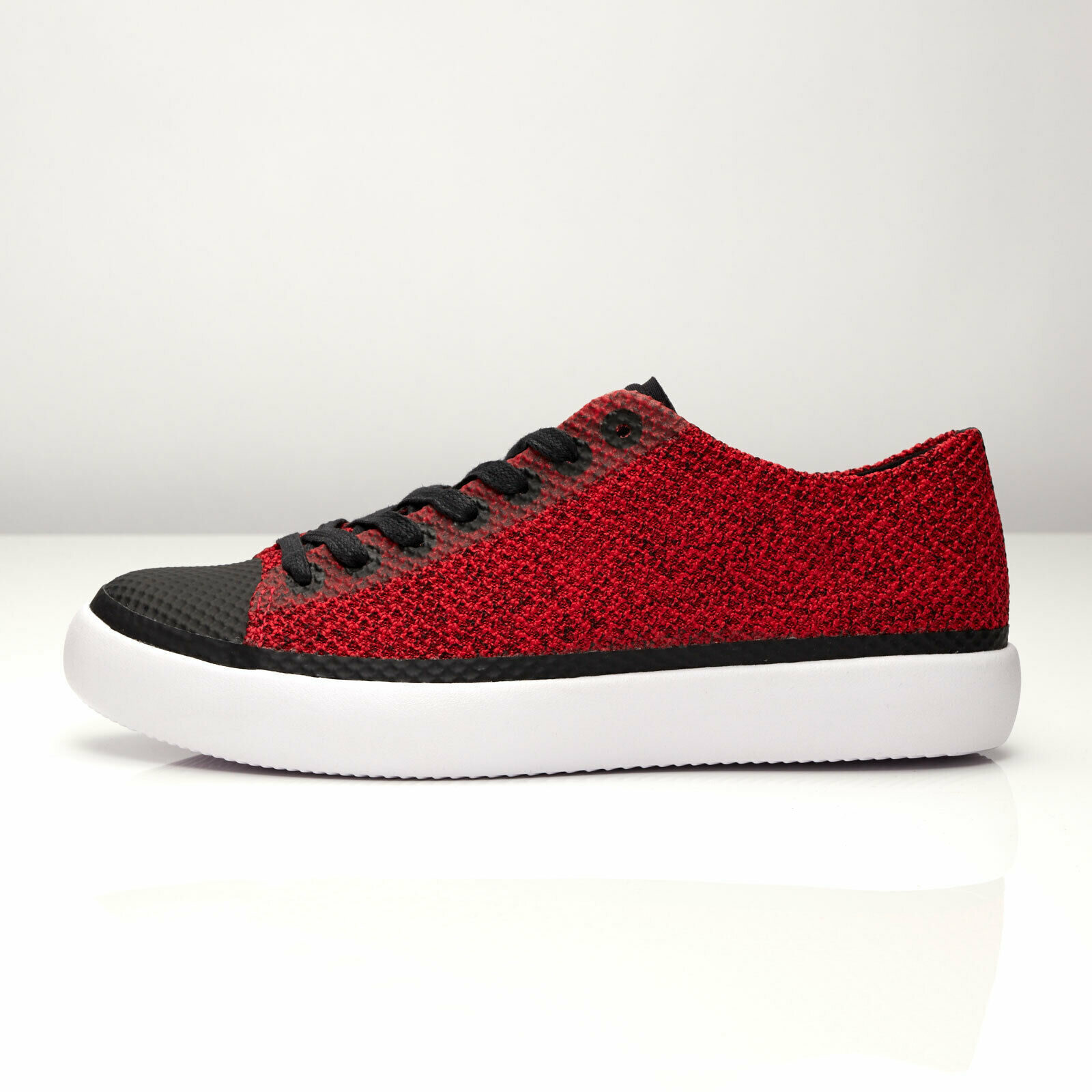 Converse Chuck Taylor All Star Modern Ox Low Top Mens 155033C Black/Red Sze 12.5