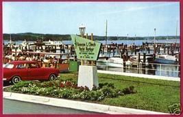 Traverse City Michigan Clinch Yacht Harbor Car Boats Mi - $6.00