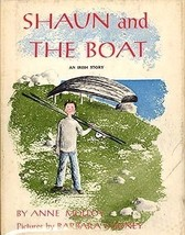 Barbara Cooney SHAUN and the Boat HC/DJ 1stED - $16.99