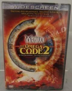 Megiddo The Omega Code 2 DVD  PG-13 Color Widescreen