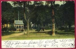Battle Creek Michigan Mc Camly Park 1908 Udb Rotograph - $8.00