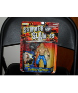 1999 WWE Summer Slam Edge Figure in the package - $10.99
