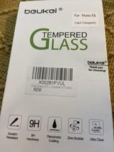 (3-Pack) Beukei for Motorola (Moto E6) Screen Protector Tempered Glass, ... - $15.29