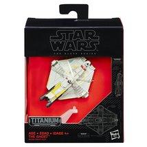 Star Wars Black Series Titianium : The Ghost - Star Wars Rebels - $18.99