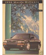 1996 Mazda Millenia Brochure - $8.00