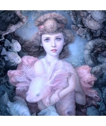 Shelly, Young Mermaid Spirit of Light, Luck & Love Seeks First Mortal Co... - $40.00