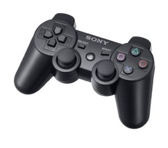 Dualshock 3 Wireless Controller for Ps3 Charcoal Black - $38.61