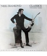 Neil Diamond Classics Original Hit Recordings CD 1990 - $5.00