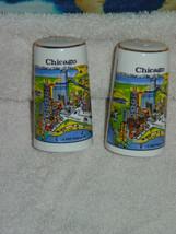 Chicago  Salt And Pepper Shaker - $14.00