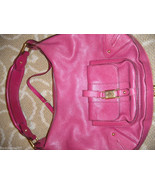 Marc Jacobs Sienna Hobo Handbag in Fuschia $1350 - $437.50