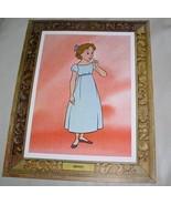 Disney Wendy  from Peter Pan Lobby Card WDP - $41.47