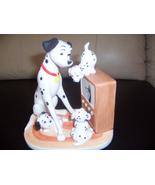Disney 101 Dalmatians  Porcelain Figurine made in Japan Walt Disney Proc... - $87.07